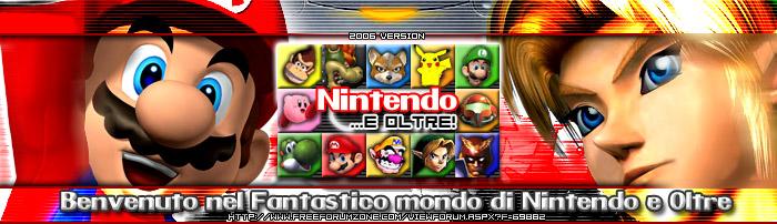 Nintendo... e Oltre!