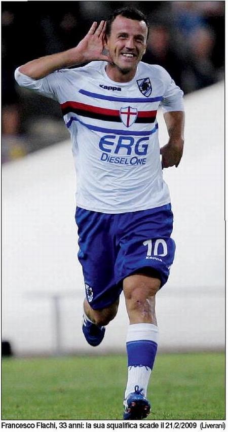 Francesco Flachi ......... il ragazzo gioca(va) bene !!