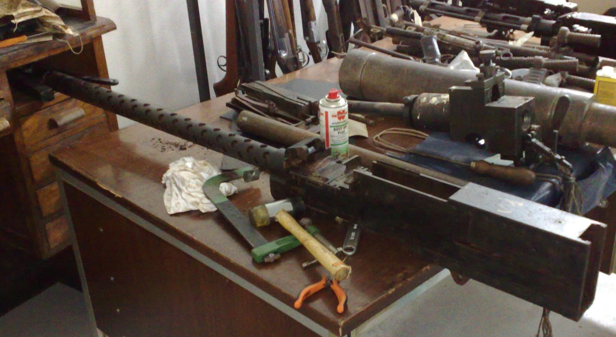 Fucile professionale da softair spettacolo honda dominator for Rastrelliera per fucili softair